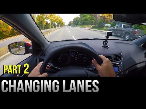 Lane Changing - Part 2