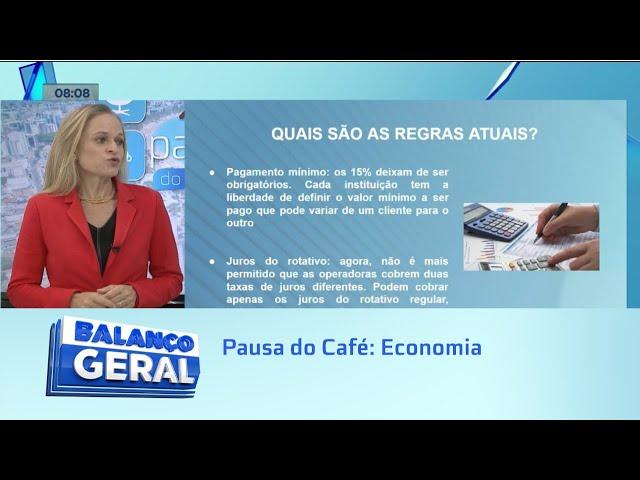 Pausa do Café: Economia