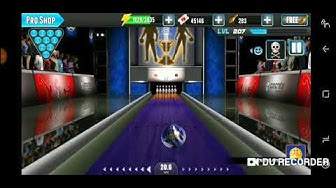 Pba bowling challenge Ebonite Choice pearl multiplayer gameplay