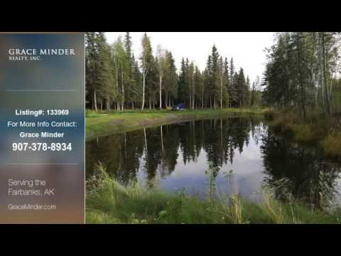Fairbanks Real Estate Land for Sale. $45,000  - Grace Minder of graceminder.com