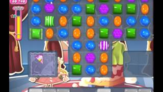 Candy Crush Saga Level 1115 - PASTRY PALACE FINISHED :)