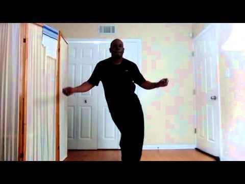Housemusicchannel.com sample: Byron Burke dancing rehearsal