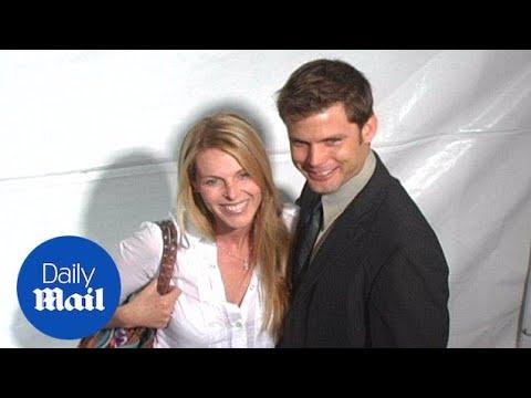 Happier times: Casper Van Dien & wife loved up in 2005 - Daily Mail