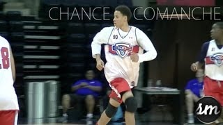 Chance Comanche Highlights @ NBPA Top 100 Camp [247Sports #25 c/o 2015]