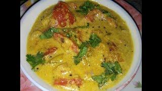 Shimla Mirchi Salan in restaurant style I Red Bell pepper Recipe I Capsicum Sabzi I