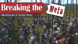 8 Crossbows - Breaking the Meta #2 (1v1 Medieval 2 Total War)