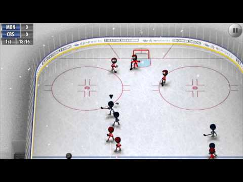 Stickman Ice Hockey (Official Trailer)