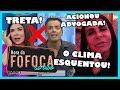 🔥Mara Maravilha x Léo Dias: ALFINETADAS E CHORO NO FOFOCALIZANDO; Gretchen sendo usada pela Record?