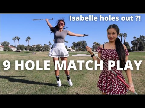 9 Hole Match Play - Golf Vlog at Mission Hills Country Club
