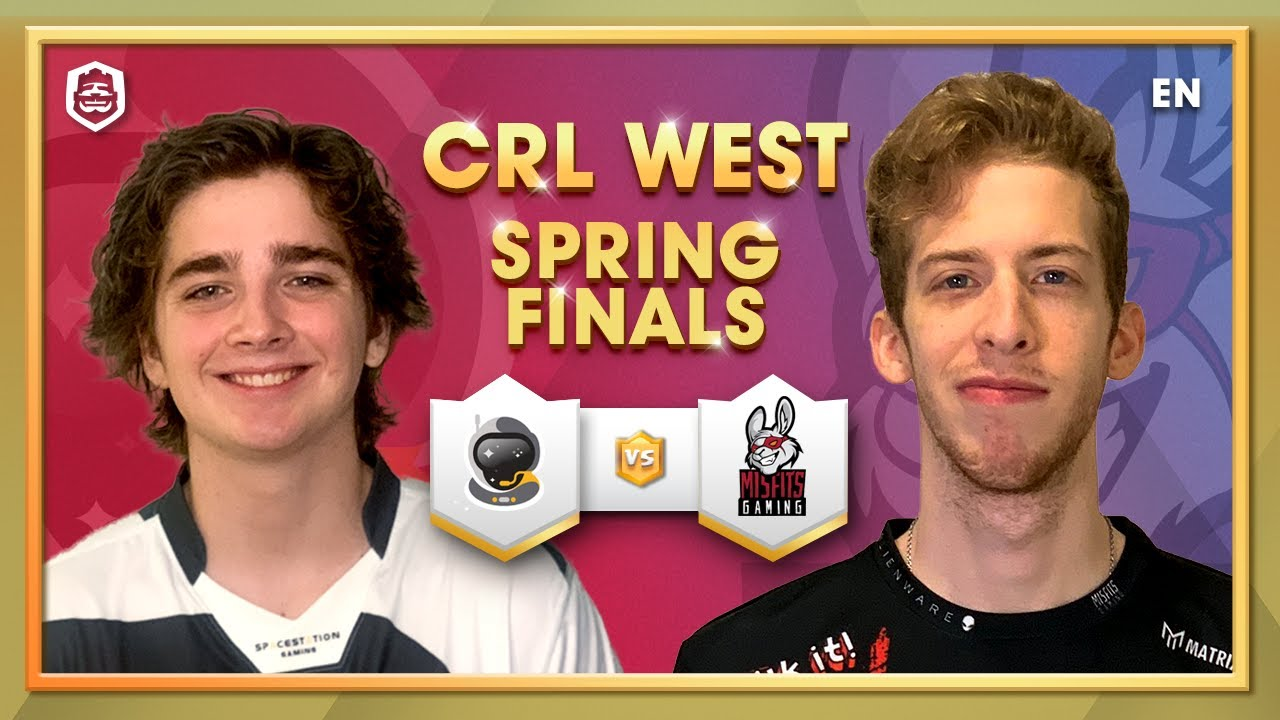 Clash Royale League: CRL West 2020 Spring Finals (English)