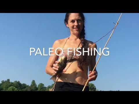 Primitive Fishing Success