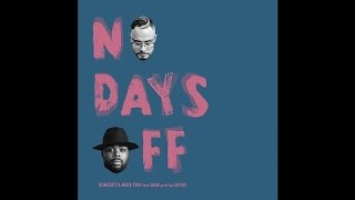 Koncept & Mike Two - No Days Off (feat. Leen)