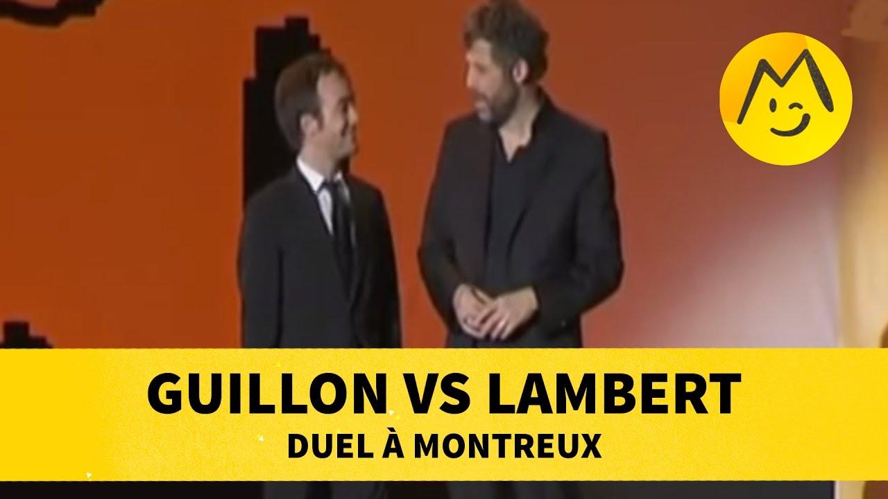Guillon vs Lambert : duel à Montreux