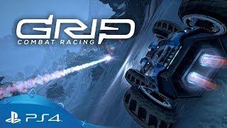 GRIP: Combat Racing | Soundtrack Spotlight | PS4