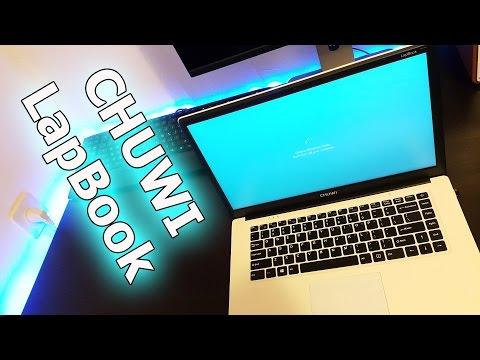 Ноутбук из Китая - Обзор CHUWI LapBook