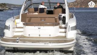 Bavaria 43 Sport -- billig lyxbåt vs sommarstuga