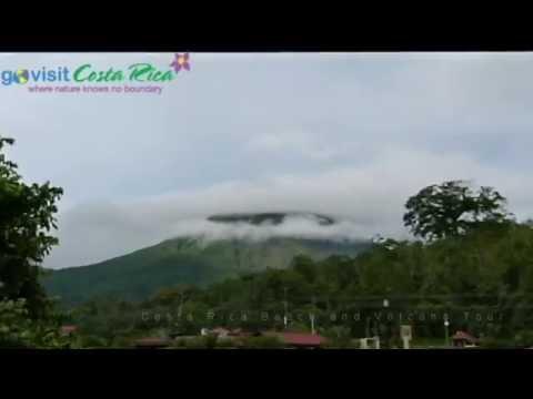 Costa Rica Beach Volcano Tour