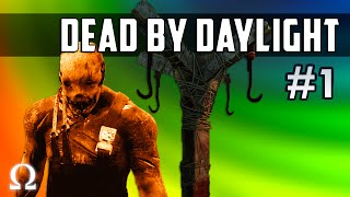 A SLICE OF LIFE, MURDEROUS RAMPAGE! | Dead by Daylight #1 Ft. H2ODelirious, Cartoonz, Bryce, Moo
