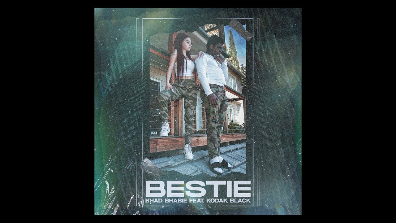 "BHAD BHABIE feat. Kodak Black ""Bestie"" (Official Lyric Video)  | Danielle Bregoli"