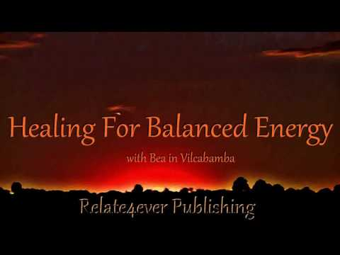 Healing for Balanced Energy with Bea in Vilcabamba