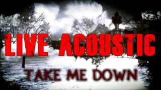 The Pretty Reckless - Take me down LIVE acoustic LYRIC VIDEO