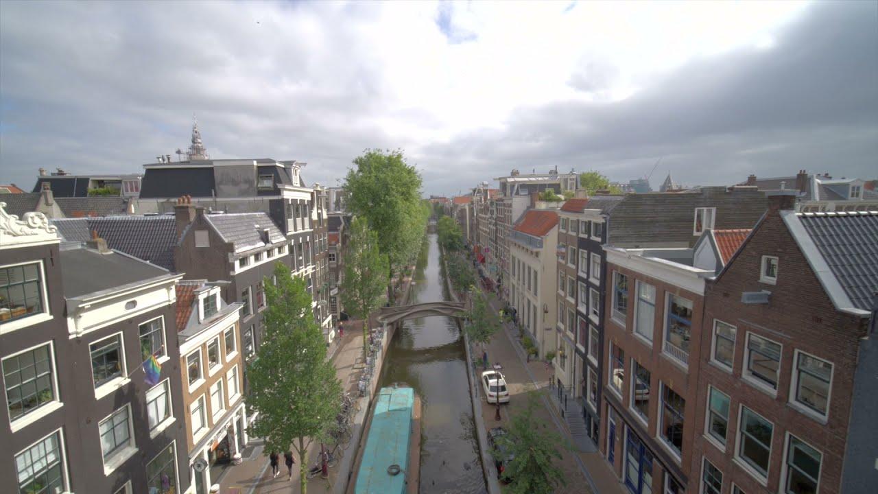 MX3D Bridge Placement, Amsterdam 2021