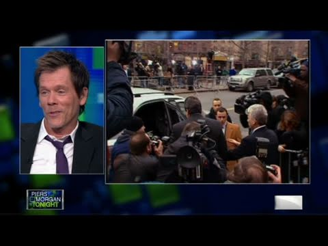 CNN: Kevin Bacon on Madoff Scandal
