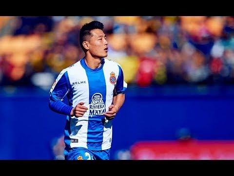 Wu Lei Vs Villarreal CF(03/02/2019)18-19 HD 720p by轩旗