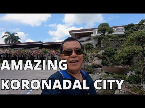 TRIP TO AMAZING KORONADAL CITY, SOUTH COTABATO Via NEW MACTAN DOMESTIC TERMINAL BUILDING
