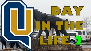 My SECOND SEMESTER at Quinnipiac! (Day in the Life) [Special Edition]