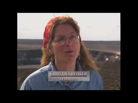 Joan Lunden Behind Closed Doors: Hawaiian Volcano Observatory