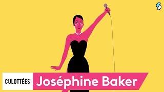 Joséphine Baker, danseuse et résistante - Culottées #4