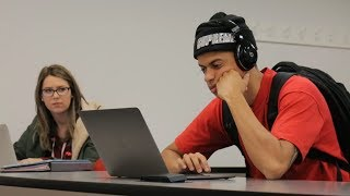 Blasting INAPPROPRIATE Songs (PART 4) in the Library PRANK thumbnail