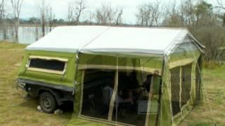 Gordigear Taiga - Camper Trailer Tent