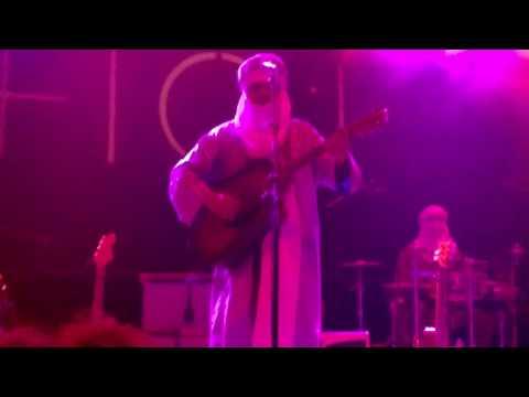 Tinariwen - Kel Tamashek - Union Transfer - Philly - 4/18/17