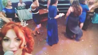 Бычара танцует.стриптиз растовой куклы на свадьбе. Ведущая Натали Мур 89651771767
