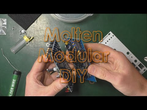 Modular DIY 01 - Introduction to building your own modules and the gear you'll need Mp3