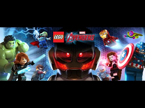 Game Fly Rental (54) Lego Marvel's Avengers Part-6 Trains, Planes, and Helicarriers