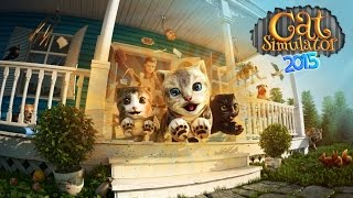 Cat Simulator 2015 - Android Gameplay HD