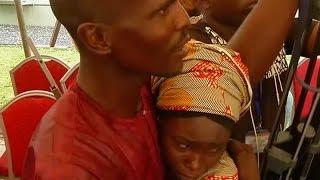 Nigeria: Emocionante reencuentro entre las niñas liberadas de Chibok y sus familiares