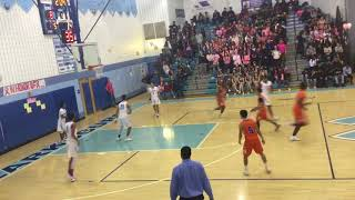 Clarksburg High School vs Watkins Mill 2/9/2018