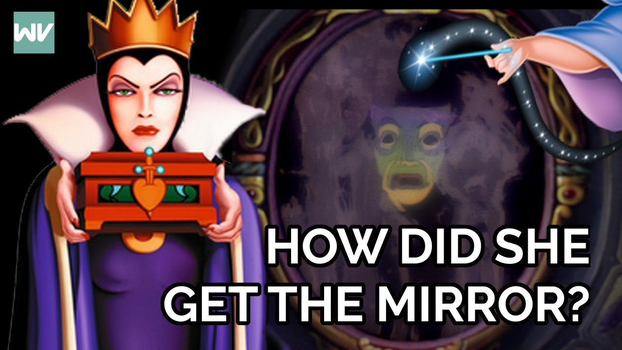 How The Evil Queen Got The Magic Mirror | Fairy Godmothers ...