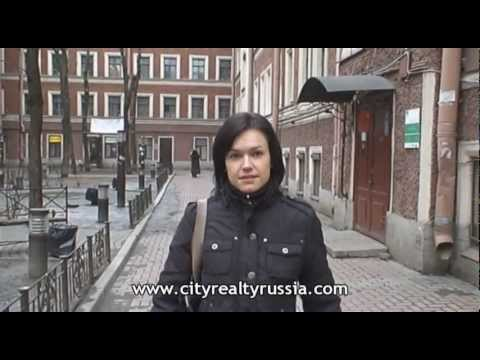 City Realty Russia Apartment visit