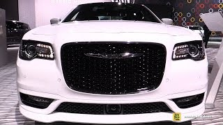 2019 Chrysler 300 S - Exterior and Interior Walkaround - 2019 Detroit Auto Show