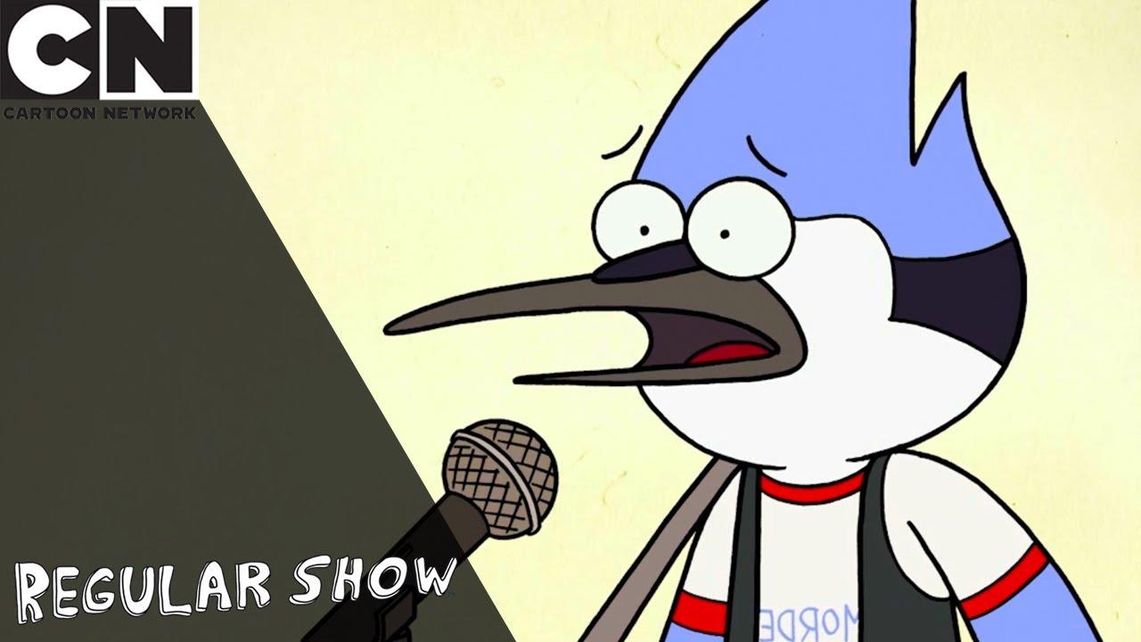 Regular Show Party Tonight Sing Along Cartoon Network Youtube