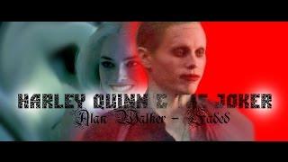 Harley Quinn & The Joker  - Харли Квинн & Джокер - Отряд Самоубийц (клип)