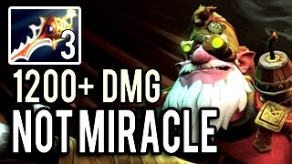 +1200 Damage Imba 7.04 Sniper With 36 Kills 3 Divine Rapier Is Not Miracle- Dota 2