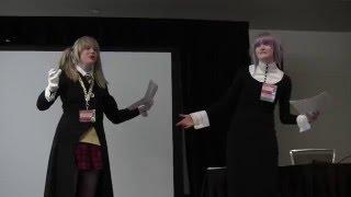 Crona & Maka Panel PART 1 | Sakura-Con 2016