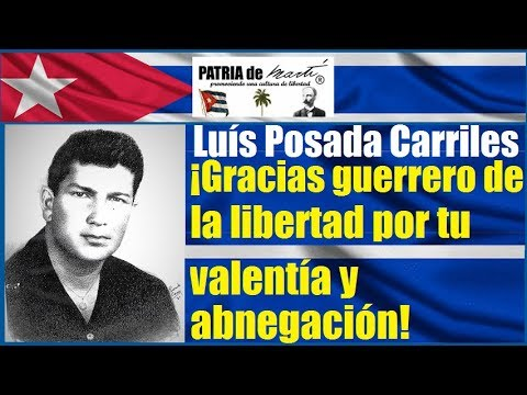 En memoria de Luís Posada Carriles