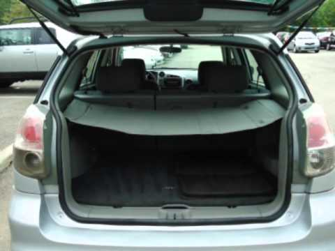 2005 toyota matrix xr wagon youtube. Black Bedroom Furniture Sets. Home Design Ideas